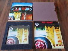 """U2 - """"Mysterious ways"""" - French - Promo box set -  Edition complète parfait état"""