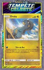 Draby - SL07:Tempête Celeste - 103/168 - Carte Pokemon Neuve Française