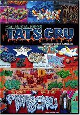 TATS CRU: The Mural Kings (DVD) - Graffiti Documentary Street Subway Art