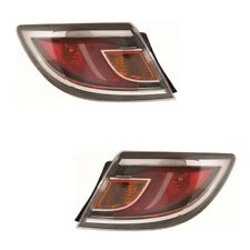 For Mazda 6 Mk2 Hatchback 4/2010-2012 Outer Wing Rear Lights Lamps Non Led Pair