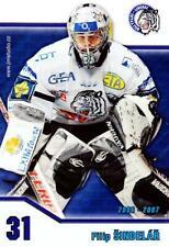 2006-07 Czech Bili Tygri Liberec Postcards #8 Filip Sindelar