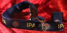 Schlüsselband International Police Association IPA