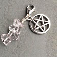 Quartz Crystal Charm Costume Necklaces & Pendants