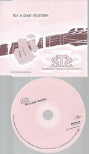 CD--PROMO--STS--FÜR A PAAR STUNDEN