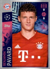 Champions League 19 20 2019 2020 Sticker 86 Benjamin Pavard FC Bayern München