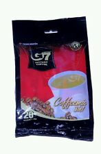TRUNG NGUYEN G7 COFFEE 3 in1 Instant Vietnamese Coffee Mix 20 Packets