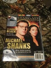 Stargate Sg-1 Official Magazine #12 Sep/Oct 2006