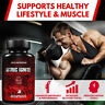 Nitric Ignite L-Arginine Pre-Workout - Nitric Oxide Muscle Pump Booster NO Caps