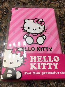 New SAKAR Sanrio HELLO KITTY IPad Mini Protective Shell Case Pink