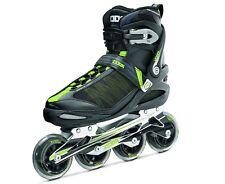 ROCES ARGON 400765 Inline Skate  Roller Argon Pointure 40 Noir Jaune/Vert *NEUF*