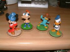 Phineas + Donald + Mickey Disney Infinity 1.0 2.0 3.0 Xbox 360 One PS3 PS4 Wii U
