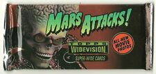 Mars Attacks! Widevision Movie Trading Cards (Topps, 1996)