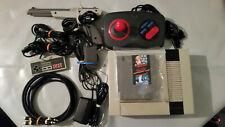 NES Nintendo Console with all hookups & New 72 Pin with Builtin GameGenie 8Games