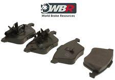 NEW Audi A6 Allroad Quattro Front Brake Pad Set WBR Semi-Metallic 915-01
