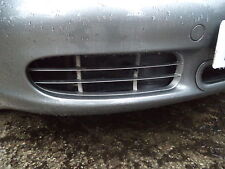 PORSCHE BOXSTER S 986 FRONT RIGHT BUMPER GRILL AIR INTAKE DRIVERS SIDE HF01GXE