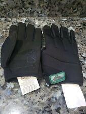 New Turtleskin Tus 012 Alpha Plus Gloves Small Black Puncture Amp Cut Resistant