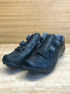 BRAND NEW Bontrager XXX MTB Shoe EU45 US12 BOA Mountain Bike SPD