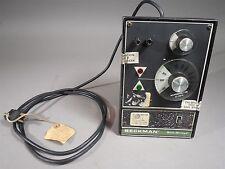 Beckman Solu-Bridge Sd-178 Conductivity Controller - Used