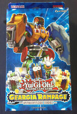 Yu-Gi-Oh! Geargia Rampage Structure Deck 1st Edition Factory Sealed