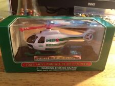 2005 Hess Miniature Helicopter (New in Box)