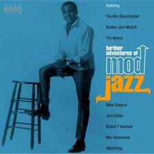 FURTHER ADVENTURES OF MOD JAZZ Various NEW & SEALED SOUL CD (KENT) CLUB R&B