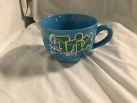 General Mills Trix Cereal Tea Coffee Cuo Mug Bowl 20 Oz 2003