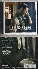 CD 14T TIZIANO  FERRO  L'AMORE E UNA COSA SEMPLICE  NEUF SCELLE   DE 2011
