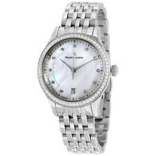 Maurice Lacroix Stainless Steel and Diamonds Ladies Watch LC1026-SD502-170