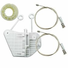 Smart Fortwo 450 Window Regulator Repair Kit Front Left Driver Side 1998 -2007