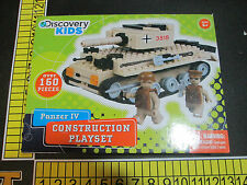 Discovery Kids! Panzer IV Construction Playset (TOOL)