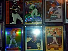 Baseball Rare Inserts and Rookies. Michael Jordan, Ichiro, jeter, Bonds Rookies