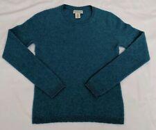 Adrienne Vittadini Womens 2 Ply Cashmere Sweater Sz M