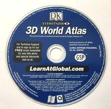 DK 3D Eyewitness World Atlas CD-ROM 2003