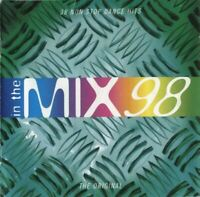 IN THE MIX 98 various artists (2X CD, compilation, mixed) house, trance, garage,