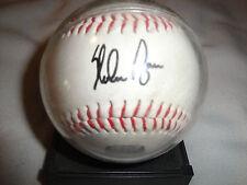 Nolan Ryan Commemorative Baseball Texas Rangers / Houston Astros