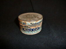 W .D & H.O Wills Navy Cut Tabacco  Tin 7cm diameter 4cm tall