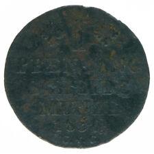 Braunschweig, 1 Pfennig 1830, A39504