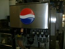 Soda /Ice Dispensing Machine, 8 Heads, Complete With All Parts, 900 Items On E B