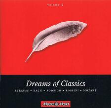 Dreams Of Classics Vol. 2 - Media Markt Edition CD ( 19 Track ) 1995