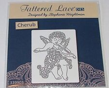 TATTERED LACE - CHERUB -1 DIE SEE PICTURE 2 FOR ACTUAL DIE CUT
