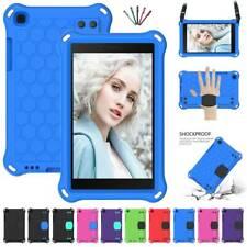 """For Samsung Tablet A 8.0"""" T290/T295 Kids Safe Handle EVA Stand Shockproof Case"""