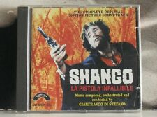 SHANGO LA PISTOLA INFALLIBILE - SOUNDTRACK CD LIKE NEW GIANFRANCO DI STEFANO