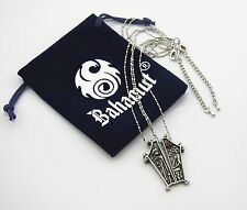 The Nightmare Before Christmas Jack Skellington & Sally Lovers Necklace Pendant