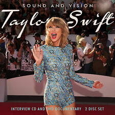 TAYLOR SWIFT New Sealed 2017 COMPLETE HISTORY & BIOGRAPHY DVD & CD SET