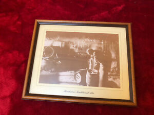 Theakstons Traditional Ales Photo In Wooden Picture Frame
