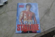 Sylvester Stallone Kalender 1997,ovp in Folie, 42 x 30 cm Posterkalender