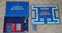 Twenty Questions MB Vintage Board Game
