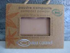 COULEUR CARAMEL - Poudre compacte n°03 beige halé