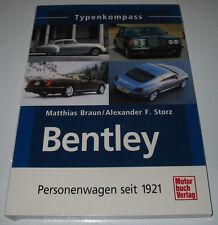 Typen Kompass Bentley MK VI R-Type S-Type S 2 S3 T-Type T 2 Continental Azure!