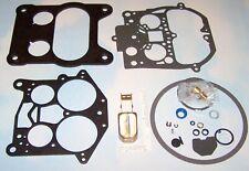 Rochester Quadrajet Carburetor Rebuild Kit w/ Brass Float 73 74 75 76 Oldsmobile